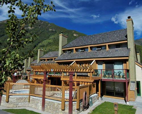 Panorama Vacation Retreat At Horsethief Lodge