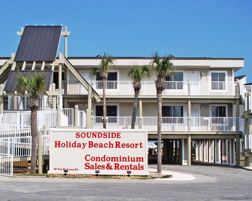 Holiday Beach Resort-Soundside