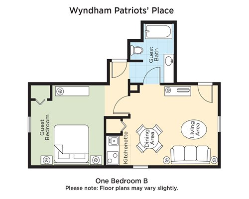 Wyndham Patriots'  Place
