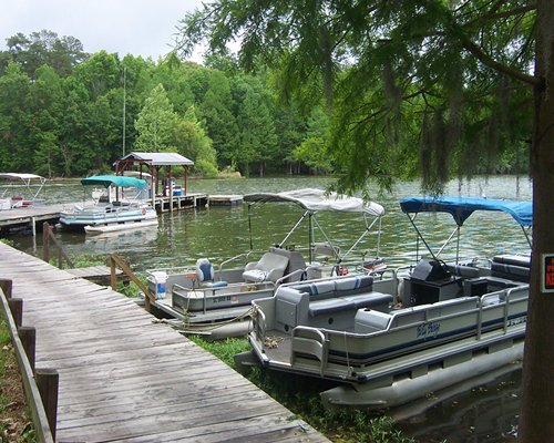 LAKE MARION RESORT AND MARINA