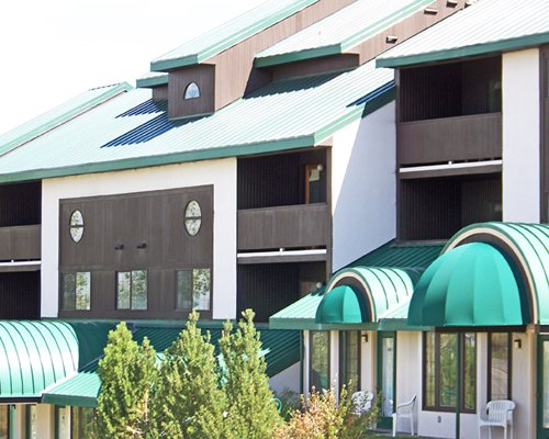 Goldenwoods Condominiums at Powderhorn Resort