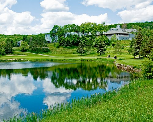 Birchcliff Villas At Deerhurst Resort