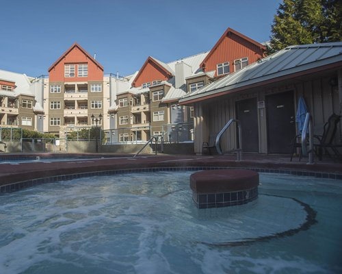 Whistler Vacation Club At Lake Placid Lodge