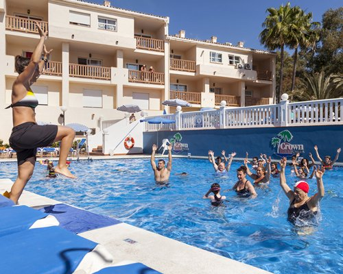 Crown Resorts at Club Marbella
