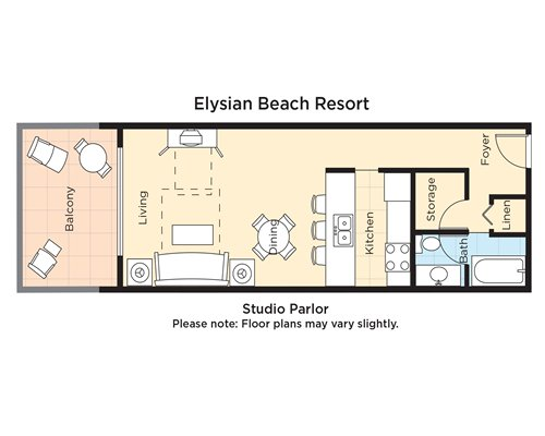 Elysian Beach Resort