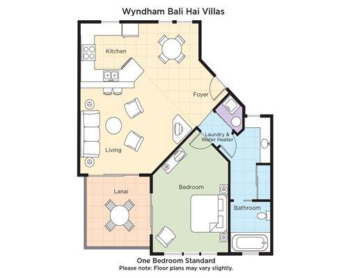Wyndham Bali Hai Villas Armed Forces Vacation Club