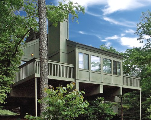 Petit Crest Villas at Big Canoe