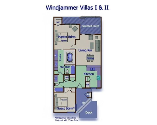 Ff Harbour - Windjammer Villas II