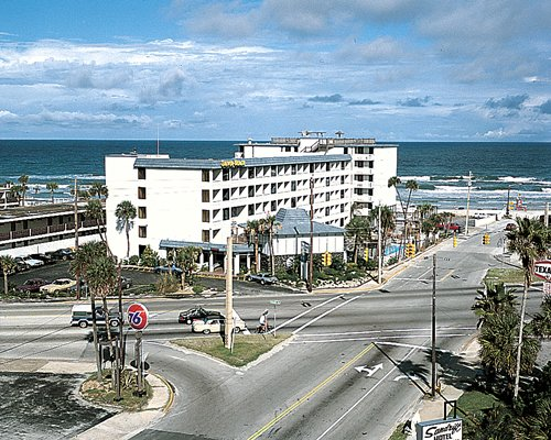 Silver Beach Club Resort Condo Daytona Beach Fl Usa