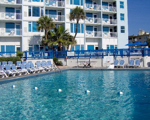 Islander Beach Resort New Smyrna Beach Fl Usa