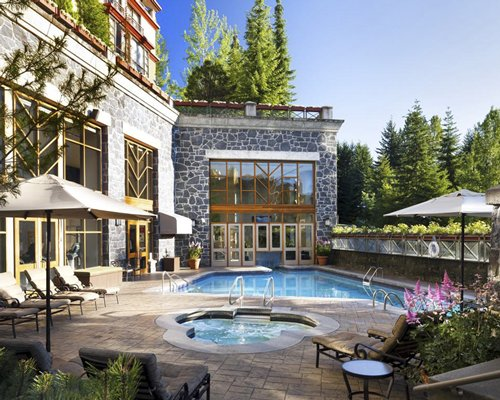 Raintree's Whiski Jack at The Westin Resort and Spa Whistler