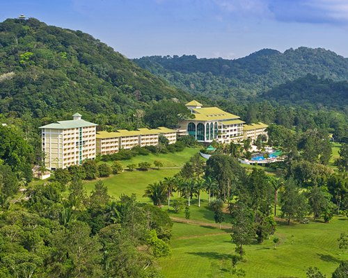 Gamboa Rainforest Resort at Panama Canal