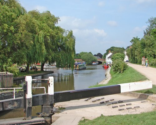 CLC Canaltime at Sawley Marina