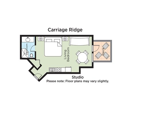 Carriage Ridge Resort