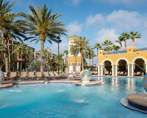 Hilton Grand Vacations Club At Tuscany Village, Orlando