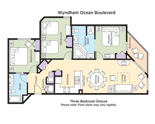Wyndham Ocean Boulevard Armed Forces Vacation Club