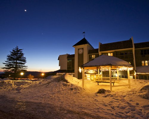 Bolton Valley Resort Lodge