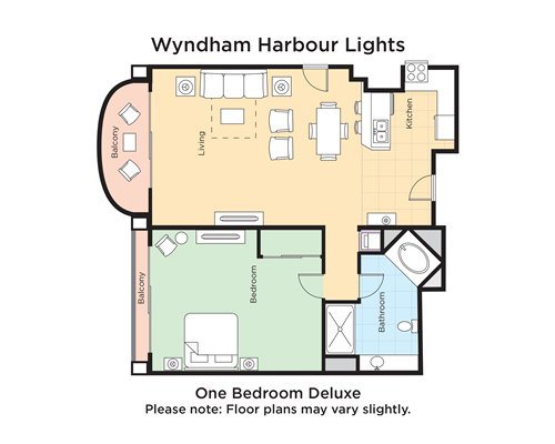 WYNDHAM HARBOUR LIGHTS