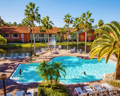 LEGACY VACATION CLUB ORLANDO - SPAS