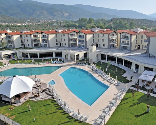 Hattusa Vacation Thermal Club Kazdaglari