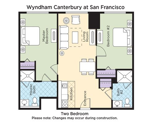 Wyndham Canterbury at San Francisco