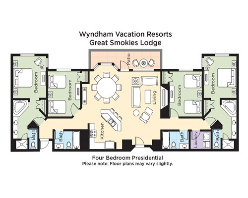 Wyndham Vacation Resorts at Great Smokies Lodge