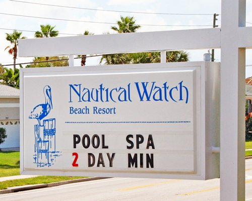 Nautical Watch Beach Resort