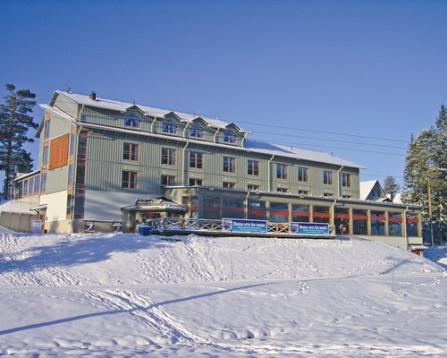 Skistar Vacation Club Tandadalens Fjallhotell