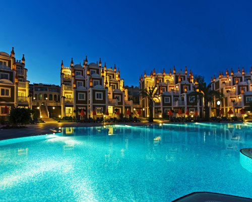 All Inclusive - Kamelya World Vacation Club