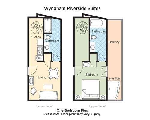 Wyndham Riverside Suites