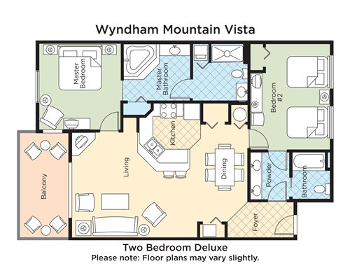 Wyndham Mountain Vista