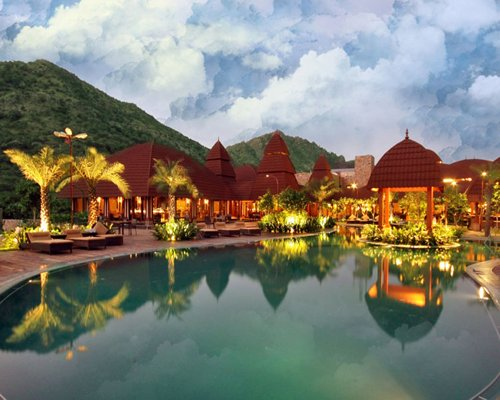ANANTA SPA AND RESORTS