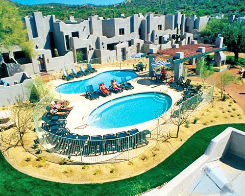 Sapphire Resorts @ Villas Of Cave Creek