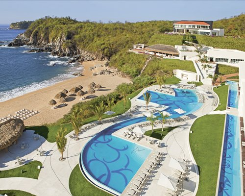 Secrets Huatulco By Uvc (C862) - 3 NIGHTS