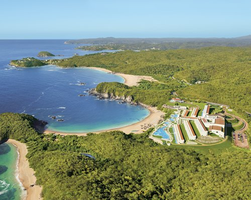 Secrets Huatulco By UVC (C862)-4 Nights