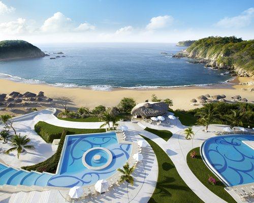 Secrets Huatulco Resort By UVC-4 Nights