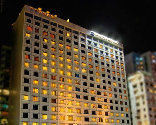 Metropark Hotel Kowloon-4 Nights