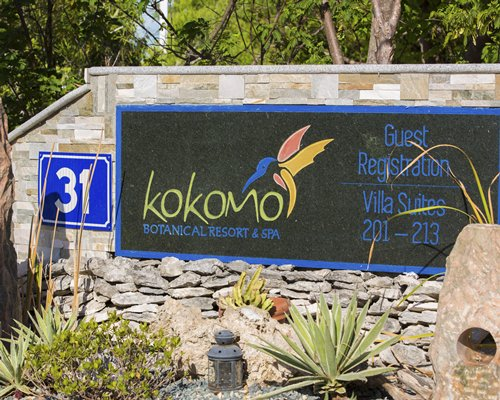 Kokomo Botanical Resort & Spa