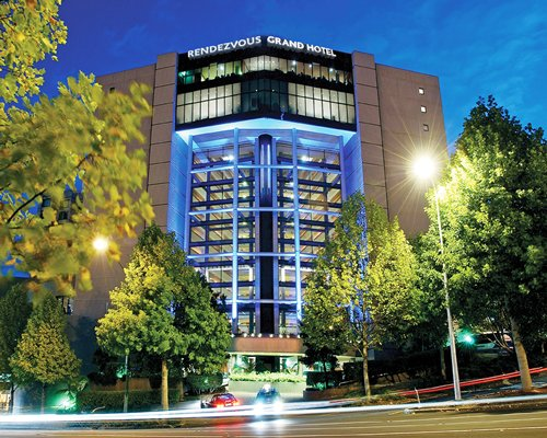 Rendezvous Hotel Auckland - 4 Nights