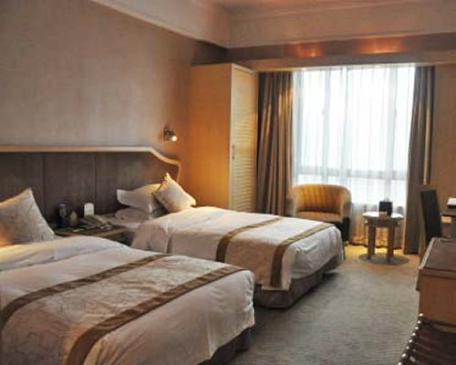 FVC @ Jinma International Hotel Hangzhou (A312) - 4 Nights