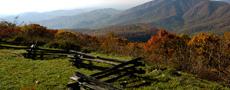Massanutten Shenandoah Mountains