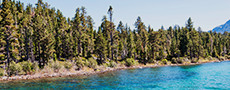 Lake Tahoe Area California