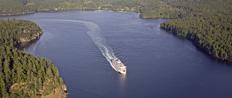 Cruising Atlantic Canada