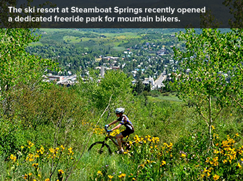 Fall for Steamboat Springs