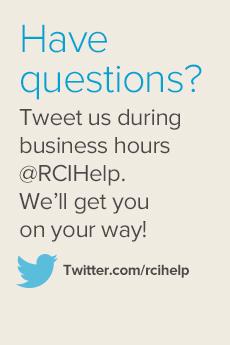 RCI HELP