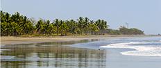 Playa en Guanacaste, Costa Rica